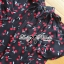 Lady Ribbon's Made &#x1F380 Lady Rosie Casual Polka Dot and Flower Printed Cotton Satin Ensemble Set เ thumbnail 7