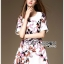 Lady Ribbon Korea Lady Ribbon's Made &#x1F380 Lady Abigail Feminine Spring Floral Printed Dress Korea thumbnail 3