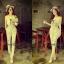 Lady Ribbon Korea Closet SB14300516 Sweet Bunny Present... Do Epic Shit Tee And Yellow Polka Dot pants Set thumbnail 1