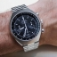 Omega Speedmaster Mark II Co-Axial Chronograph Steel on Steel Ref# 327.10.43.50.01.001 thumbnail 3