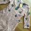 Lady Ribbon Korea Lace Dress เดรสผ้าลูกไม้สีชมพูนู้ด thumbnail 8