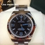 Rolex Explorer Black and Blue Dial - Smooth Bezel thumbnail 2