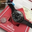Omega Seamaster Planet Ocean 600M GMT Deep Black Collection/Gold Edition thumbnail 2