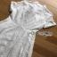 Lady Ribbon' White Lace Dress with Ribbon thumbnail 4