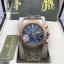 Audemars Piguet Royal Oak Chronograph - Two Tone Blue Dial thumbnail 2