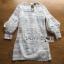 Lady Ribbon's Made &#x1F380 Lady Korea Marion Classy Chic Mixed White Lace Dress Korea thumbnail 8