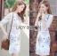 Lady Ribbon's Made &#x1F380 Lady Abigail Sweet Vintage Embellished Lace Dress thumbnail 1