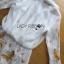 Lady Ribbon Korea Dress เชิ้ต LR20130616 &#x1F380 Lady Ribbon's Made &#x1F380 Lady Paula Feminine Butterfly Embroidered Silk Cotton Shirt Dress thumbnail 4