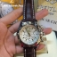 Breitling 1884 Chronomat White Dial and Brown Leather Strap Ref # AB0110 thumbnail 2