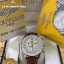 Breitling Navitimer 01 - White Dial and Brown Leather Strap thumbnail 1