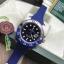Rolex GMT MasterII Ref: 11671BLRO Batman/Silicone thumbnail 2