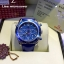 Omega Automatic Seamaster 007 Quantum of Solace Edition - ฺAll blue thumbnail 2