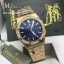 Audemars Piguet Royal Oak Lady - Ref. #67651BA.ZZ.1261BA.02 (Yellow Gold) thumbnail 3