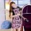 Lady Ribbon Korea Brand SW 05060616 Sweet Bunny Present... Daisy Pattern Dress thumbnail 1