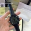 Omega Speedmaster Black Ceramic Pitch Black - Green Bezel thumbnail 3