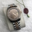 Rolex Ladies Datejust 31MM Two-tone Jubilee Chocolate Dial thumbnail 1