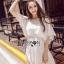 Lady Ribbon Korea Dress &#x1F380 Lady Ribbon's Made &#x1F380 Lady Hannah Sweet Sensual Butterfly Lace Mini Jumpsuit thumbnail 2