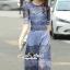 Closet Seoul Secret Say's... Pastel Violata Bluely Layer Lace Playsuit thumbnail 2
