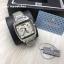 TAG HEUER Monaco Calibre12LS Quartz Chronograph,Black(40.5 mm)ST.Steel - White Dial thumbnail 1
