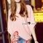 Lady Ribbon Korea SS 03060616 Seoul Secret Say's... Lizzy Pink Butterfly Tail Blouse thumbnail 6