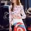 Brand Cliona made'Graffic Shirt + Raiinbow Shirt Set thumbnail 1