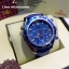 Omega Automatic Seamaster 007 Quantum of Solace Edition - ฺAll blue thumbnail 3