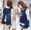 Lady Ribbon Korea LR14230516 &#x1F380 Lady Ribbon's Made &#x1F380 Lady Trixie Smart Casual Denim Set thumbnail 4