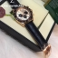 Rolex Daytona Cosmograph Pink Gold Black Leather Strap 40MM thumbnail 2