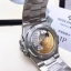Patek Philippe Nautilus Moonphase 5712/1A-001 Stainless Steel Blue Dial Swiss - PF Factory thumbnail 3