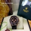 Rolex Cosmograph Daytona - Brown Dial Brown Bezel 3 encounter and Leather Strap thumbnail 3