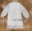Lady Ribbon Dress LB16160516 &#x1F380 Lady Ribbon's Made &#x1F380 Lady Gabriella Sweet Feminine White Crochet Dress เดรสผ้าถีก thumbnail 7