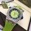 Audemars Piguet Royal Oak Offshore 15710 ST - Green Dial thumbnail 1