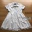 Lady Ribbon' White Lace Dress with Ribbon thumbnail 5