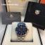 Tag Heuer Aquaracer 300M Chronograph Calibre 45 - Black Dial/Blue Bezel thumbnail 1