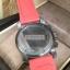 Burberry Sport Chronograph Black Dial Red Rubber Men's Watch BU7706 thumbnail 4