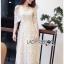 Maria Pure Sweet Lady Ribbon Tulle Dress thumbnail 2