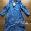 Lady Ribbon Korea Lace Dress เดรสเปิดไหล่ thumbnail 8