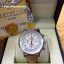 Breitling Navitimer Aopa - Stainless Case with Brown Leather thumbnail 1