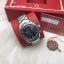 Omega Speedmaster '57 Co Axial Chronograph Blue PVD Dial thumbnail 2