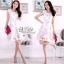 Lady Closet Organza dress three-dimensional flowers dress by Aris Code Ribbon thumbnail 2