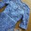 &#x1F380Lady Ribbon's Made &#x1F380Lady Ariana Sweet Feminine French Lace Dress in Light Blue thumbnail 6