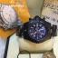 Breitling Super Avenger Watch - Black PVD/ฺBlue Dial thumbnail 2