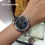 Rolex Explorer Black and Blue Dial - Smooth Bezel thumbnail 4