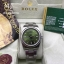 Rolex Oyster Perpetual Green Stick Dial 31 MM thumbnail 2