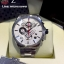 TAG Heuer V4 Stainless White Dial Red Sub-Second thumbnail 1