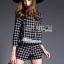 Lady Ribbon Korea Dress Set thumbnail 7