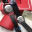 Omega Seamaster Planet Ocean 600M GMT Deep Black Collection/Red Edition thumbnail 4