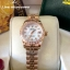 Rolex Datejust Lady - White Dial and Yellow Gold thumbnail 2