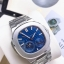 Patek Philippe Nautilus Moonphase 5712/1A-001 Stainless Steel Blue Dial Swiss - PF Factory thumbnail 1