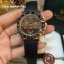 Rolex Cosmograph Daytona - Chocolate Dial and Rubber Strap REF 116515LN thumbnail 3
